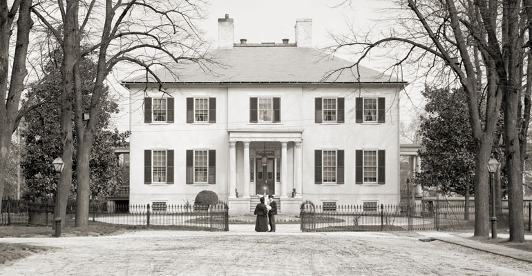 The governor of Virginia mansion better known as the executive mansion - CooldwellBanker Luxury